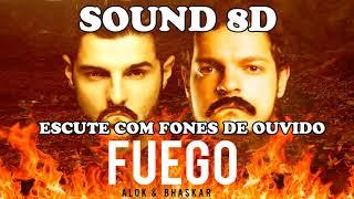 Baixar Alok & Bhaskar - FUEGO (AUDIO 8D) [USE FONES DE OUVIDO]
