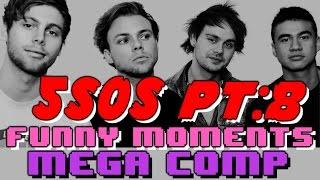 5 Seconds of Summer 5SOS Funny Moments Crack Humor MEGA COMP Pt:8