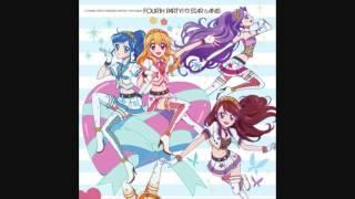 アイカツ! 挿入歌ミニアルバム Fourth Party! STAR☆ANIS By: Waka, Suna...