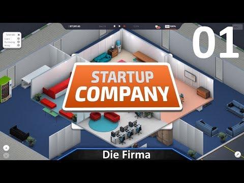 Die Firma 📤 Startup Company 📥01 |deutsch german gameplay zowarock|