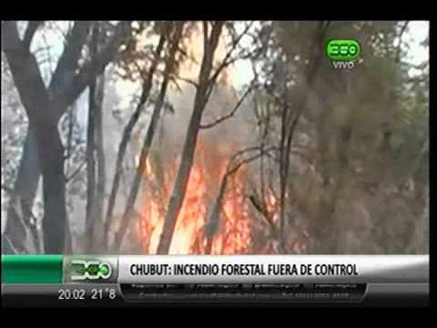360 tv chubut incendio forestal fuera de control youtube for Fuera de control dmax
