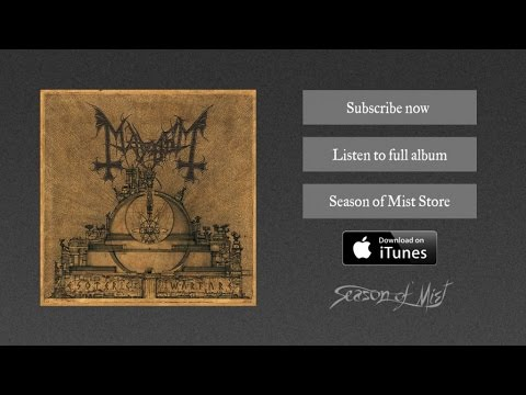 Mayhem - Throne of Time