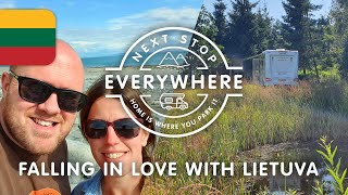 Falling In Love With Lietuva - Lithuania & The Baltic Coast | Next Stop Everywhere