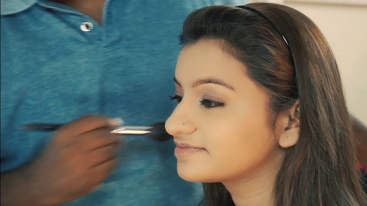 Party  Grooming  Preparation- Face Beauty & Hairstyle   #High fashion Vyral Video for Girls