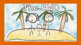 The End | A Series of Unfortunate Events Book 13 (Book Summary) - Minute Book Report
