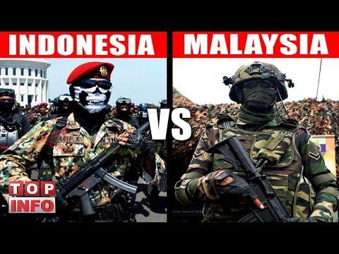 5 DAMPAK BURUK YANG AKAN TERJADI JIKA INDONESIA DAN MALAYSIA BERPERANG