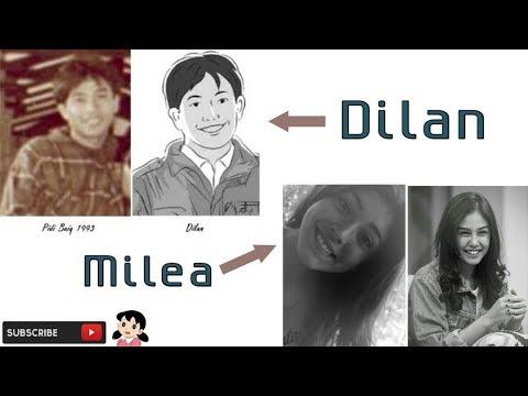 Inilah Dilan & Milea sebenarnya!!