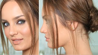How To Take Your Look From Day To Night! Makeup & Hair!