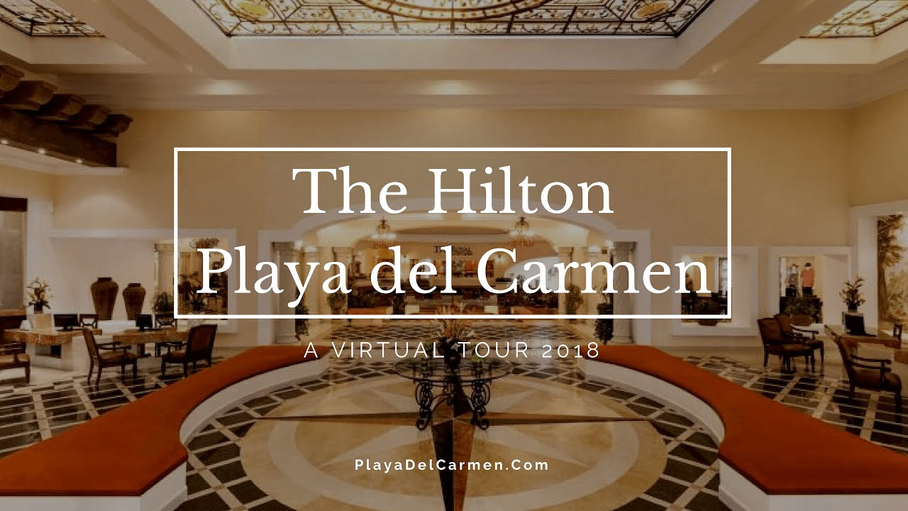 The Hilton 2018 Review - (Playa del Carmen) 5* All-Inclusive Hotel |  Formerly 'The Royal'