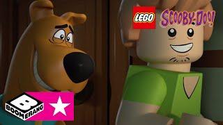 Le dernier burger de Scooby | Lego Scooby | Boomerang