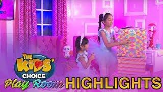 The Kids' Choice PH Play Room: Kaycee and Rachel make their own robot costume