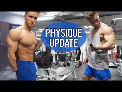 Are Arm Days Pointless? / Physique Posing Update