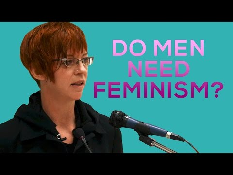Diana Davison – Do Men Need Feminism?