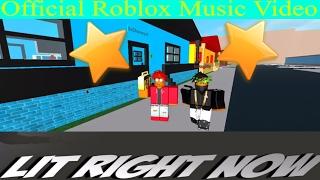 Lit Right Now (Offizielles Roblox Musikvideo)