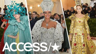 2018 Met Gala: The Most Outrageous Looks | Access