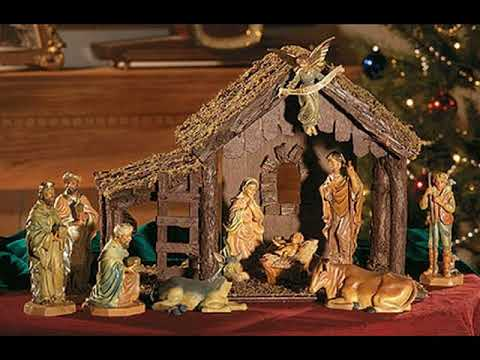 Christmas Crib Decoration