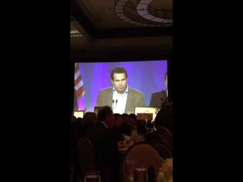 Dallas Safari Club Proud Sponsor Speech 2015