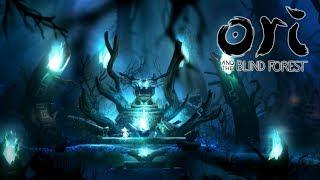 Ori and the blind forest прохождение - Туманный лес #6