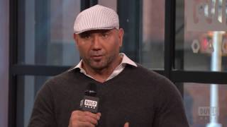 Dave Bautista On His Character, 'Drax' 's Relationship With Mantis