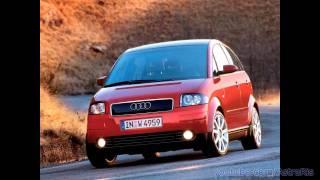 Audi A2 - 2000 (HD)