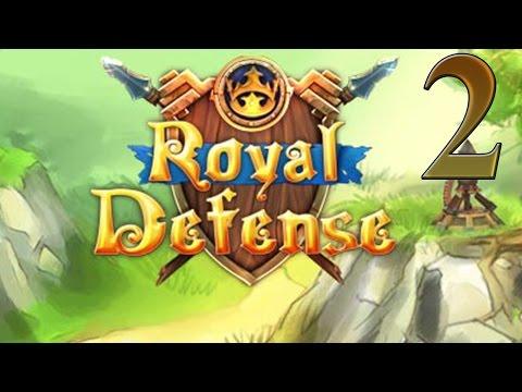 Royal Defense прохождение #2