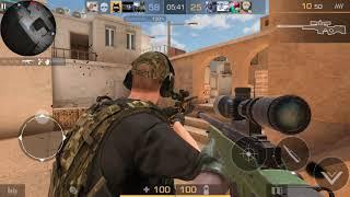 STANDOFF 2 #2 Командный бой - (мобильная игра) на андроид СТАНДОФФ 2