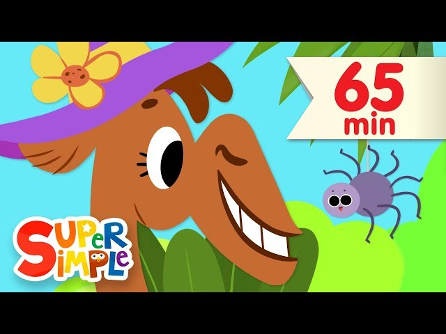 Alice The Camel + More | Kids Songs | Super Simple Songs