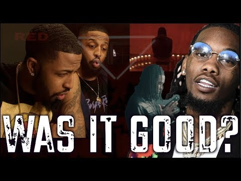 "OFFSET ""RED ROOM"" OFFICIAL MUSIC VIDEO 