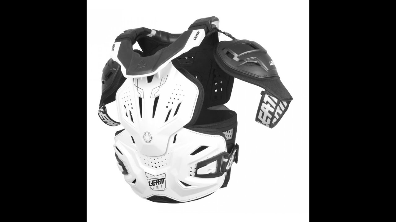 2016 Leatt Chest Protector Overview By Jeff Nash Diamond Motor Sports Youtube