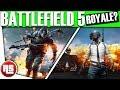 BATTLE ROYALE Battlefield 2018: Battlefield 2018 Getting a fortnite Battle Royale Mode? Bf 5