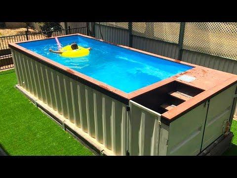5 Whimsical Backyard Pools Crazy Enough To Work!