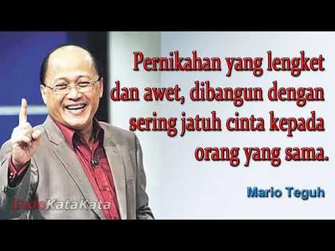 Kata Bijak Mario Teguh Tentang Kehidupan Fauzan Kemal
