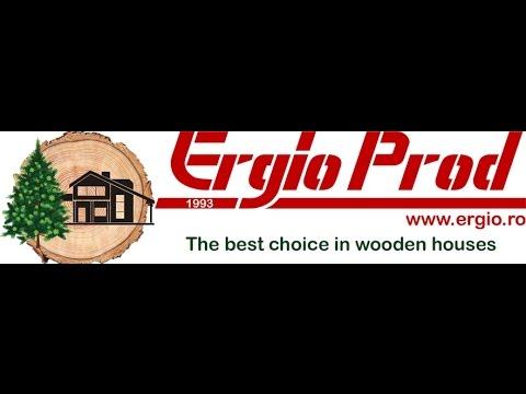 Procédé de fabrication des maisons Ergio Prod