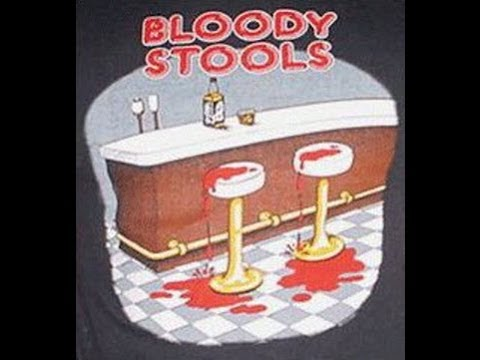 the bloody stools - santa is dead - youtube, Skeleton