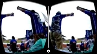 J-League Mito Horyhock  supporters  Experience [360 VR]