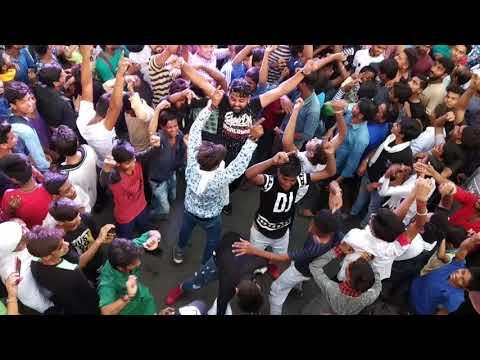 Dj ROM Praveen V/s DJ  Prathvi Gujar
