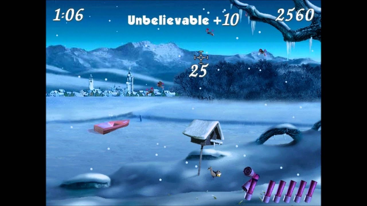 Moorhuhn Winter Edition Windows 10