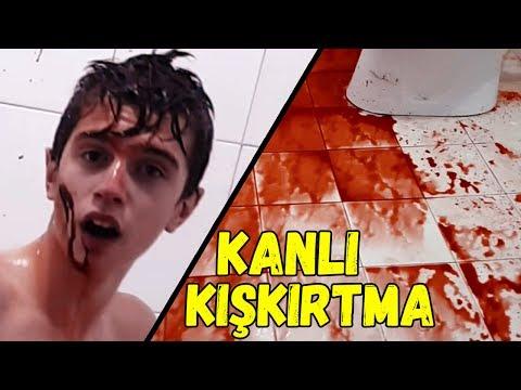 Download Youtube: KANLI KIŞKIRTMA ! - OĞUZHAN'I BANYODA KORKUTTUM
