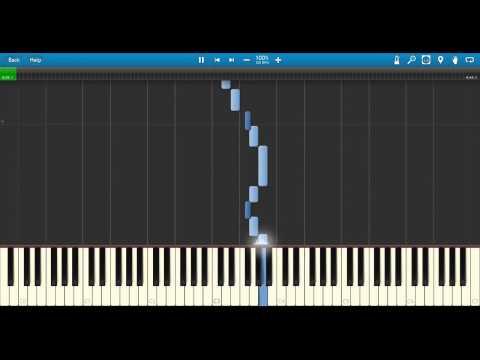 Mariah Carey Fantasy  Midi Piano Synthesia
