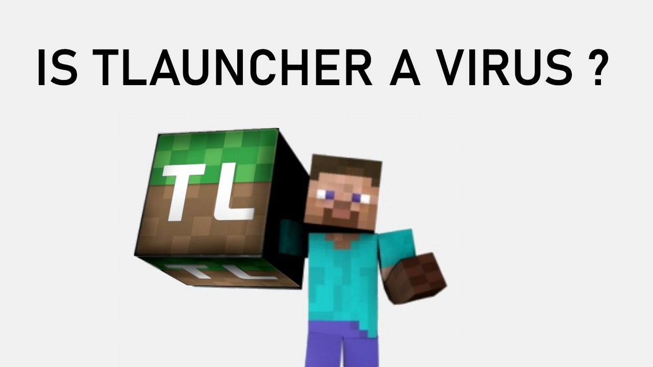 Is Tlauncher a VIRUS?? - YouTube