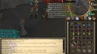 Ritarirane Bounty Hunter PK Video 1 [SICK Loot] (Aug 2008)