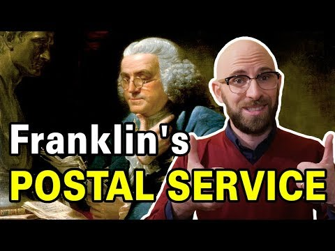 Ben Franklin And The U.S. Postal Service