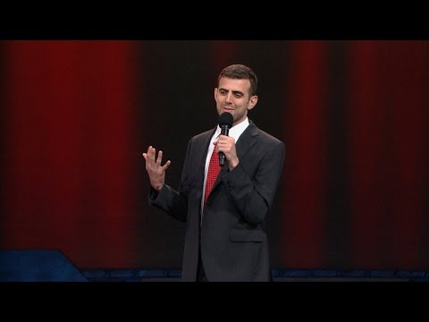Sam Morril Performs Stand-Up