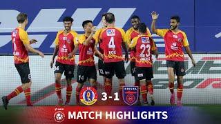 Highlights - SC East Bengal 3-1 Odisha FC - Match 45 | Hero ISL 2020-21