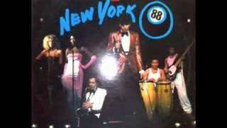 JOHNNY DYNELL and NEW YORK 88 - JAM HOT (RHUMBA ROCK)