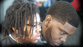 😱😱 INSANE Haircut Transformation😱😱