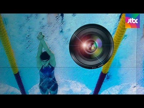 [단독] 올림픽 수영 국가대표, 여 선수 탈의실 '몰카' - YouTube
