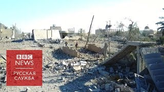 На линии фронта с ИГИЛ: видео с регистратора и дети в бою