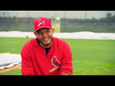 St. Louis Cardinals' Yadier Molina – 5 Cuts