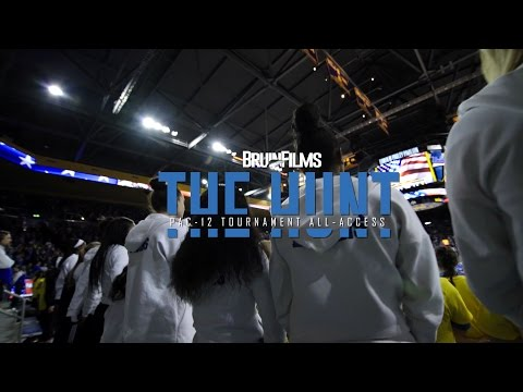 The Hunt: WBB Pac-12 Tournament All-Access Part 1